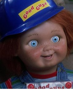 Child's Play Movie, Childs Play Chucky, Are You Scared, Classic Horror Movies, Best Horrors, Horror Art, Loving U, A Good Man, Kids Playing