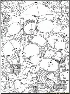 Foreverfriends Coloring Page 002