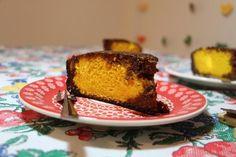 Como fazer bolo de cenoura de liquidificador - 5 passos