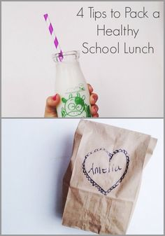 4 Tips to Pack a Healthy School Lunch - Eat Your Beets Healthy School Lunches, Healthy Meals For Kids, Healthy Eating Tips, Eat Healthy, Eat Lunch, Lunch To Go, Lunch Box, Eating Alone, Sustainable Food