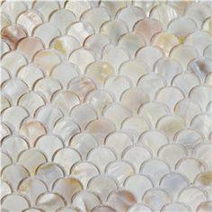 Beautiful Mother of Pearl Tile for Bathroom Wall Tiles and Kitchen backsplash-Sku:PEM0100 | BuilderElements.com