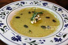 Veggie-ssima: Vellutata ricca con miglio verdure e fagioli Mung
