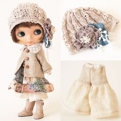 ** Blythe outfit ** Lucalily 196** : mahounote.