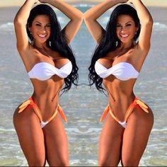 Instagram media by daninhalove - www.minibikinibrasil.com #fitgirl #cardio #gym #shape #body #muscles #shesquatsbro #workout #curves #legs #strongwoman #latina #fineandtoned #abs #booty #bikini #model #brasil #minibikinibrasil #daninhalove #sobe #miamibeach #miamilife