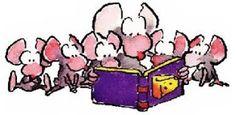 Werkvorm leesbevordering: 'De geheime voorlezer'.