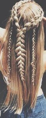 The Ultimate Hairstyle Handbook Everyday Hairstyles for the Everyday Girl Braids, Buns, and Twists! Step-by-Step Tutorials Cool Braid Hairstyles, Pretty Hairstyles, Silver Ombre Hair, Rock Your Hair, Hair Shop, Hair Growth Tips, Girls Braids, Dye My Hair, Mermaid Hair
