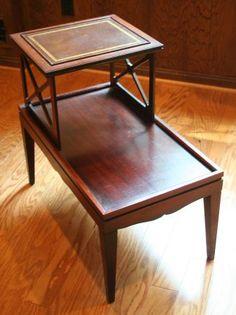 Washington DC: ****Nice Double Level Side Table**** $245 - http://furnishlyst.com/listings/924272