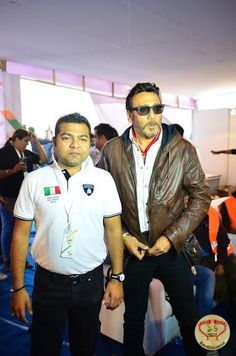 Bollywood Stars John Abraham, Anil Kapoor, Jackie Shroff graced The India Speed Week 2016 which was a three day extravaganza celebrating speed.