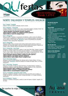 Norte de Tailandia y Templos de Angkor, mayo y junio, 10 días desde 1.475 € ultimo minuto - http://zocotours.com/norte-de-tailandia-y-templos-de-angkor-mayo-y-junio-10-dias-desde-1-475-e-ultimo-minuto/