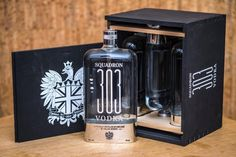 Squadron 303 Vodka: the first ultra-premium English vodka inspired by ...