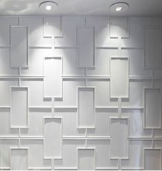 Modern Wall Treatment