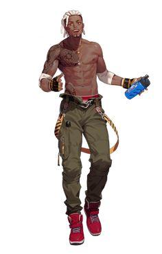 Fantasy Character Design, Character Design Inspiration, Character Concept, Character Art, Concept Art, Black Anime Characters, Superhero Characters, Fantasy Characters, Dnd Characters