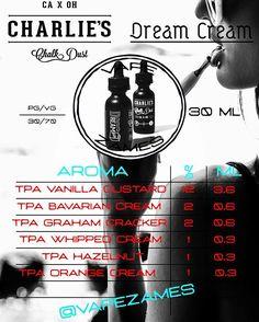Charlie's Chalk Dust, Dream Cream
