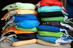 one mom's review on different cloth diaper brands.