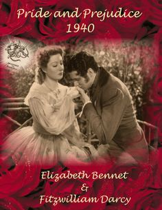 Greer Garson As Elizabeth Bennett And Laurence Olivier Is Mr. Darcy In Pride & Prejudice Picture - Photo of Greer Garson and Laurence Olivier - FanPix. Pride And Prejudice Adaptations, Darcy Pride And Prejudice, Bride And Prejudice, Pride And Prejudice And Zombies, Metro Goldwyn Mayer, Jane Austen, Elizabeth Bennett, Greer Garson, Female Protagonist