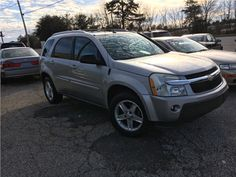 2005 Chevrolet Equinox for sale in Greenville, SC