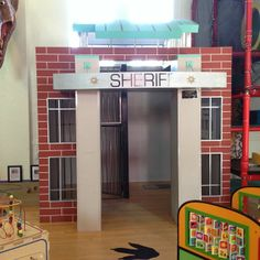 Sheriff space