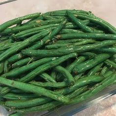 Toast to Roast: Air Fried Garlic Rosemary Green Beans - Air Frying Air Fyer Recipes, Ww Recipes, Healthy Recipes, Oven Recipes, Healthy Foods, Fit Foods, Amish Recipes, Potato Recipes, Cooker Recipes