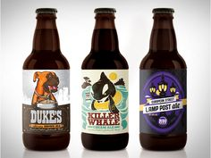 Bold City Brewery on Packaging of the World - Creative Package Design Gallery