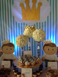 Baby shower principe