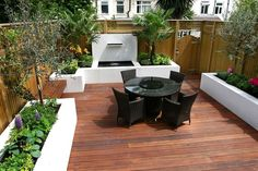 Modern Garden Design Ideas 107