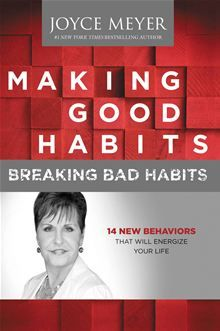 Making Good Habits, Breaking Bad Habits - 14 New Behaviors That Will Energize Your Life by Joyce Meyer. Buy this eBook on #Kobo: http://www.kobobooks.com/ebook/Making-Good-Habits-Breaking-Bad/book-Xfkzn4mqy0ycsWhmZfh-HA/page1.html?s=gMs0lop2kkKB53GR7DGGxA=1