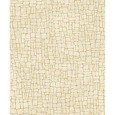 """Found it at Wayfair - Mixed Metals 32.8' x 20.9"""" Brick, Wood and Stone Roll Wallpaper"""