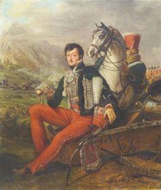 Portrait de Marie-Joseph de Savoie-Carignan
