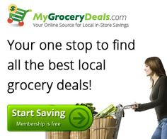 MyGroceryDeals.com ~ tell them where you shop and they will tell you what's on sale at your local grocery stores