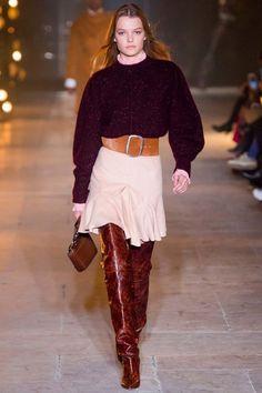 Isabel Marant ready-to-wear autumn/winter -Vogue Australia