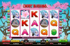 Cherry Blossoms - se on valtava ja ihana kolikkopeli verkossa, missä saat voitta isot rahasummat! Ilmaan muuta aloita pelata tämän hyvää kolikkopeli onli juuri nyt ja näet kuinka helppo ja hauska istua kotona tietokonella ja saada rahaa!