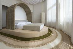 emmanuelle simon architecte d'intérieur / chambre au bord de l'eau, design parade toulon à villa noailles