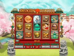 Dragon Princess Video Slot is Another exciting new video slot added to the proprietary suite of games at Bovada Casino