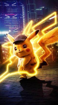 Cool Pokemon Wallpapers, Cute Pokemon Wallpaper, Cute Cartoon Wallpapers, Animes Wallpapers, Pikachu Drawing, Pikachu Art, O Pokemon, Pokemon Fusion, Pokemon Cards