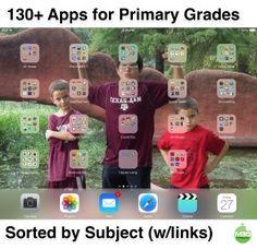 2014 Update: Apps We Use in Kindergarten