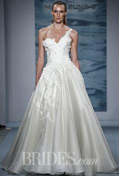 Mark Zunino for Kleinfeld - Fall 2015 Wedding dress