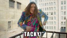 Video: Weird Al trades 'Happy' for 'Tacky' in celeb-filled Pharrell parody