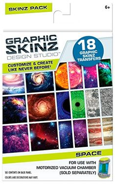 RoseArt Graphic Skinz Transfers Refill Space Kit *** Click image for more details.-It is an affiliate link to Amazon. #CraftKits