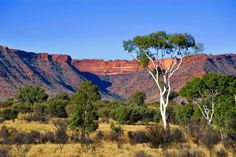 Red Centre ,West McDonnell Range, Australia,