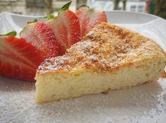 Quark - Grieß - Kuchen