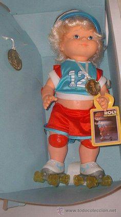 Que aburrimiento de muñeca... con lo que me gustaba en el anuncio...