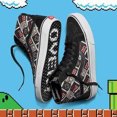 Vans Nintendo Shoes | SneakerNews.com