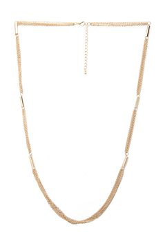 Long Chain & Bar Necklace | Forever 21 - 1056076531