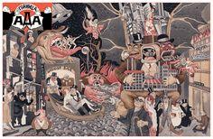 """""""HISTORY THROUGH THE EYES OF KROKODIL MAGAZINE"""" 1922-38"""