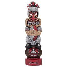 Tampa Bay Buccaneers Tiki Figurine #TampaBayBuccaneers
