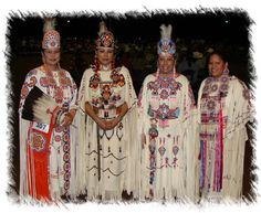 Ponca powwow, 2007 Buckskin dancer winners