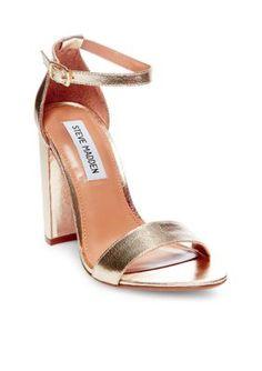 151f72e1219 Steve Madden Carrson Block Heel Sandal