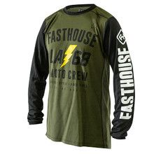 Fasthouse Recon Olive/Black Jersey