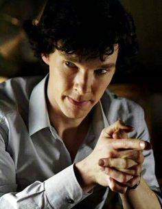 Sherlock. Benedict Cumberbatch.