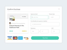 The Ultimate Ux Design Of The Credit Card Payment Form  Ui